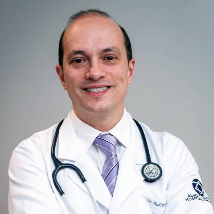 Dr. Rodrigo Pereira Paez - CRM-SP: 94060 (Cardiovascular)