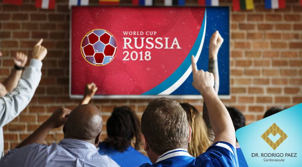 Curta as emoções da Copa do Mundo da Rússia sem abalar o coração.