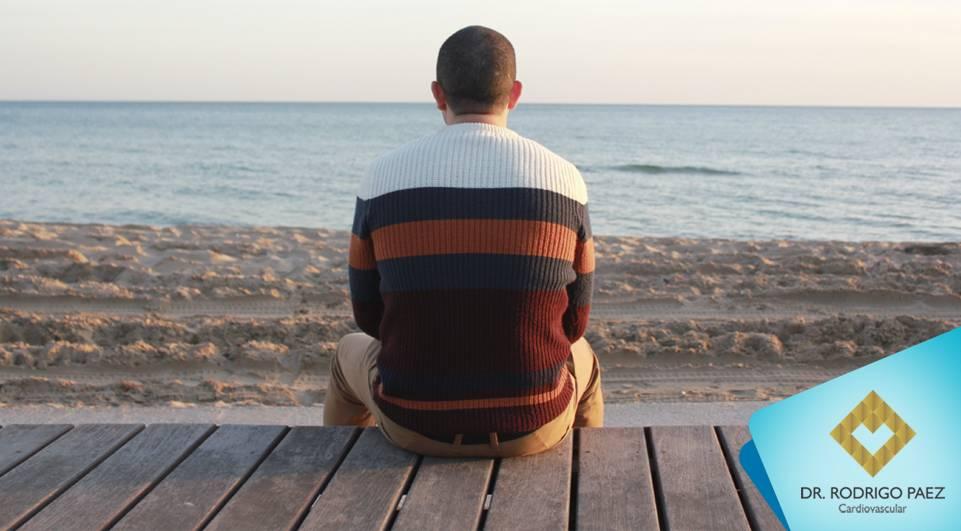 Resultado de pesquisa conclui que a solidão faz mal ao coração.