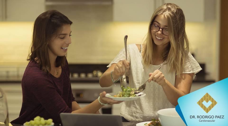 Para os adultos, consumir vegetais é saudável ao coração. Mas e para os adolescentes?