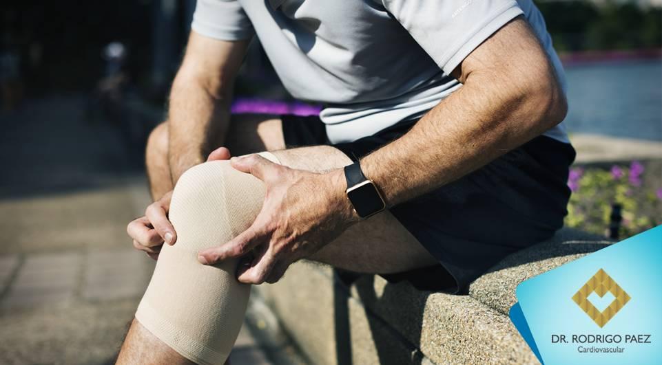Quando você caminha, suas pernas doem?