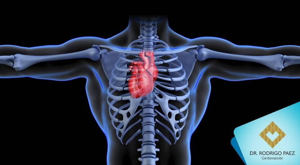 Coração virado para o lado direito do peito? Existe?