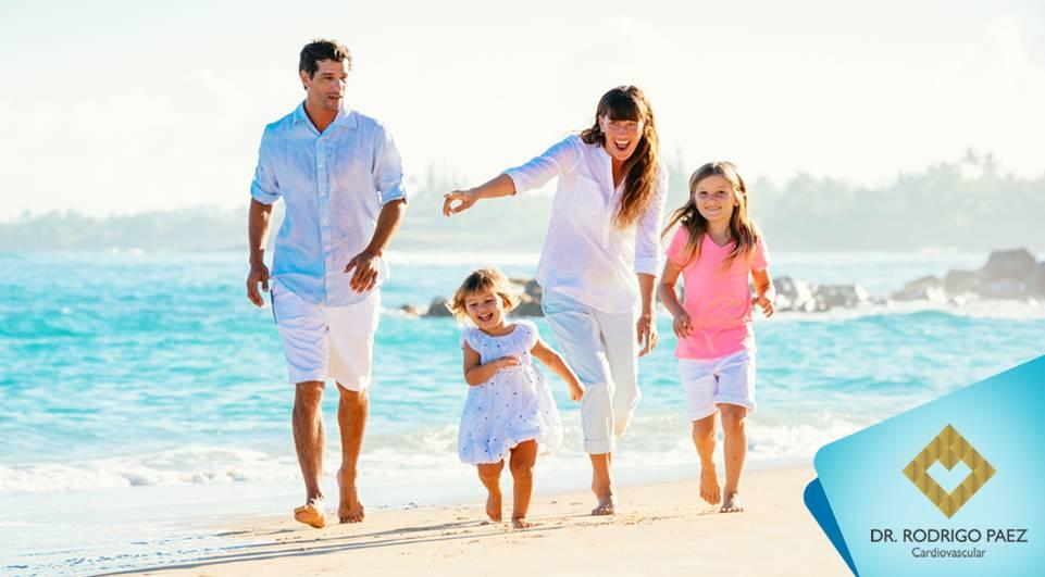 No verão, as doenças vasculares aumentam em até 30%.