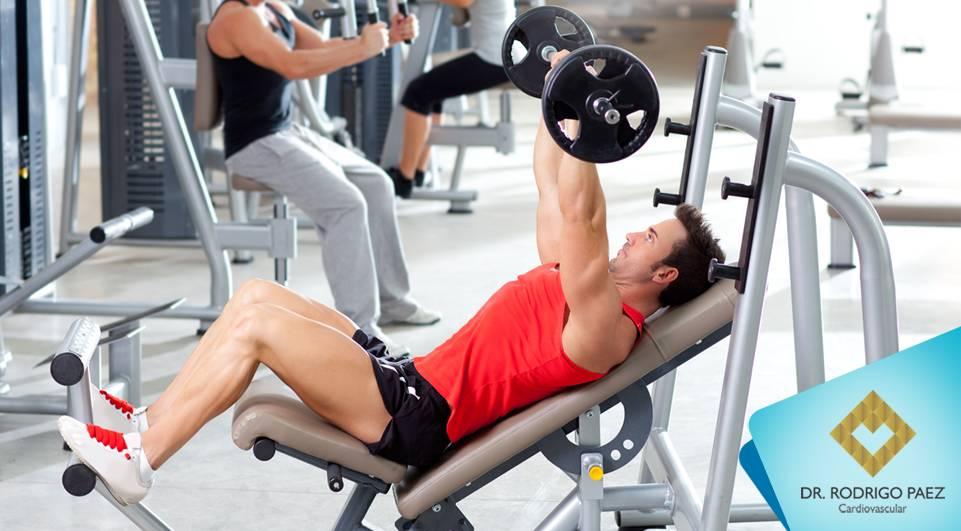 Exercícios em excesso podem causar alterações negativas em orgãos vitais.