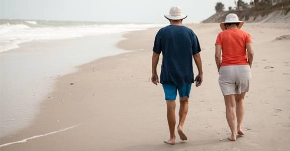 No verão, os cuidados com os idosos devem ser intensificados.