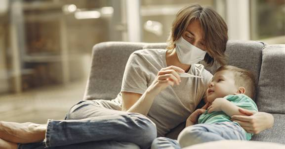 Como as crianças são afetadas pelo Coronavírus?