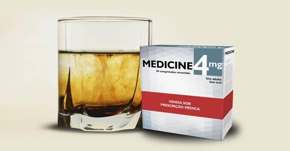 Posso tomar bebida alcoólica enquanto estiver tomando remédios?